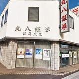 『野村土地建物吸収合併による移管で丸八証券全株式を売り』の画像