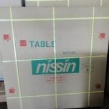 『【北欧テイスト・日進木工の家具2012】geppoシリーズの円形コタツ・NFT-120が入荷』の画像