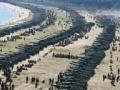 【画像】北朝鮮で行われた史上最大規模の火力訓練wwwww