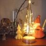 自然素材がいっぱい☆今年のナチュラルクリスマスリース、届きました