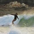 10月9日ロングビーチのサーフィン
