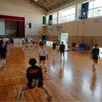 富田林市立葛城中学校バレーボール部のblog