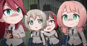 【ガルパ☆ピコ~大盛り~】第16話 感想 繰り返しは基本、ラーメンも基本【BanG Dream!】