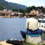 『ジッジが魚釣りに出かけた結果wwwww』の画像