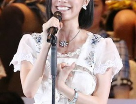 SKE48の松井珠理奈、AKBとの兼任をやめてSKEに専任することを発表