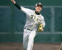 阪神・藤浪「野球ができてうれしい」 55日ぶり甲子園&タテジマで65球