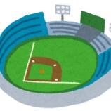 『【悲報】プロ野球の球場、年間70試合しか使われない』の画像