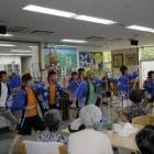 『春日丘荘デイサービスセンター敬老祝賀会』の画像