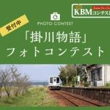 『掛川のブランドイメージにぴったりな写真を応募しよう!インスタもOKな #掛川物語 フォトコンテストの応募は6月30日までで豪華景品あり!』の画像
