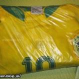 『サッカーブラジル代表ユニフォーム購入』の画像