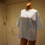 『PUPULA(ププラ)スターモチーフ刺繍Tシャツ』の画像