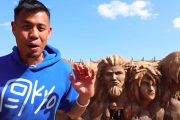 海外「すげえええええ!!」淡路島のNARUTOテーマパークにYou達大興奮!!!
