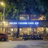 『カフェで重い軽食ディナー』の画像
