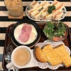 にしむら珈琲店の「軽いお食事」
