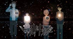 皆川純子、逢坂良太ら出演の「ワールドトリガー」VOMICが本日12月6日公開!