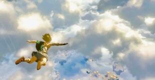『ゼルダの伝説 ブレス オブ ザ ワイルド 続編』の新トレーラーが公開!今回の舞台はハイラルの空の上!