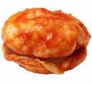 モスバーガー全体をソースに浸した「モスのぬれバーガー ナポリタン風味」を限定発売