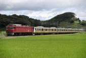 『2017/8/9運転 E233系南武線N35編成出場配給』の画像