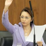 三原じゅん子、ブログで橋下批判「国会議員になったらただの1期生。雑巾がけからというのが当たり前」