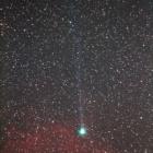 『素晴しきジャック彗星(C/2014 E2)』の画像