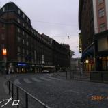 『フィンランド ヘルシンキ旅行記4 早朝散歩でヘルシンキ大聖堂と元老院広場へ行く』の画像