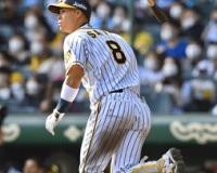 福本豊の眼 阪神  佐藤輝明の左中間弾「えげつない」…左打者で「記憶がない」5試合 .389 2本 4打点