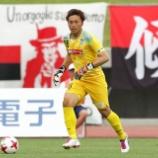 『カマタマーレ讃岐 DF西のゴールで2か月ぶり勝利!JデビューのGK松原が完封!』の画像