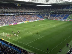 【 動画 】3-3に終わったガンバ×湘南の試合が凄い!ゴラッソ連発しすぎwww