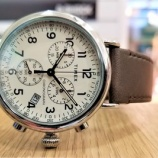 『【TIMEX】秋に着けたくなるレザーベルトの時計【STANDARD】』の画像