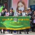 2014年 第41回藤沢市民まつり2日目 その12(鎌倉女子大学中等部・高等部マーチングバンド)の1