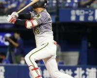 【阪神】俊介が今季初安打、6回先頭の代打で右前打