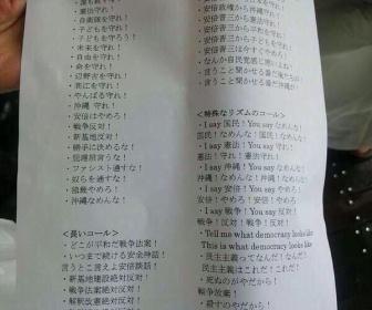 【社会】安保法に反対 若者のグループ「SEALDs」らがデモ行進 東京