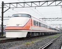 """『懐かしの東武鉄道1800系""""りょうもう""""を200型で再現』の画像"""