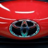 『【悲報】トヨタ25%減益&下方修正で株価急落!カイゼンで合理化しまくっても営業利益率がたった10%以下・・・』の画像