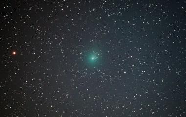 『久々のウィルタネン彗星(46P)』の画像