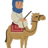 『ラクダから学ぶ家庭教育』の画像