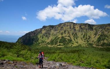 『日本百名山 浅間山ムービー☆雄大な景色を堪能しよう!!』の画像
