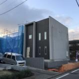 『「casita北新」があともう少しで完成(2月に完成見学会)』の画像
