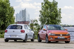 VW ポロ 新型、欧州で発売! 部分自動運転やコネクト重視