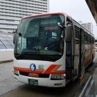『神姫バス 神戸空港~みなとじま駅前~神戸駅南口』の画像