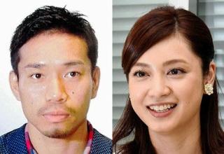 【サッカー/芸能】長友&平愛梨、1月に結婚!すでに結納を済ませ関係者に報告