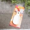 ダイソーのトーストスチーマーとハニカムタイル柄の壁紙2