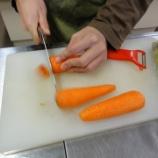 『調理実習』の画像