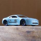 『ダイソー スポーツカー(ミニ) アストンマーチン』の画像