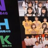 """『内輪ネタかと思ってたら・・・""""NHK""""『坂道テレビ』オープニングが!!!!!!』の画像"""