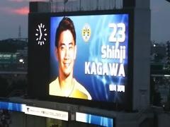 【 動画 】ドルトムントの選手紹介でブーイングする浦和レッズサポ