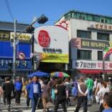 『JALPAK×食べあるキング「韓国」【3日め】(その7)韓国のマクドナルドは日本と違うメニューあり(韓国・ソウル)』の画像