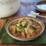 念願の電気圧力鍋を使った感想。ほろほろ鶏とホクホクれんこんの煮込みレシピ。