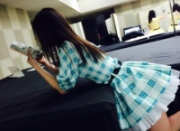 【AKB48】鈴木紫帆里が漫画を読んでいる写真が(・∀・)イイ!!