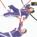 『【乃木坂46】力尽きた白石麻衣が松村沙友理の腕に手をやるところがドラマティックすぎる・・・【動画あり】』の画像